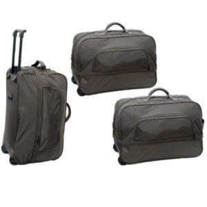 Колесная сумка 051 хаки (Код 1308)